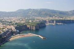 Sorrento. A village of Amalfi coast, Italy Stock Photo