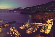 Sorrento Włochy Obraz Royalty Free