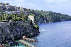 Sorrento w Włochy Obrazy Stock