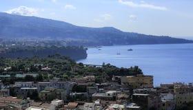 Sorrento w Włochy Zdjęcia Royalty Free