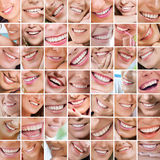 Sorridere Fotografie Stock