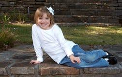 Sorridere Fotografia Stock Libera da Diritti