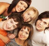 Sorridere dei giovani fotografie stock libere da diritti