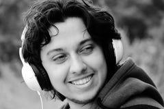 Sorridere del giovane Fotografia Stock Libera da Diritti