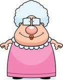 Sorridere della nonna illustrazione vettoriale