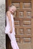 sorridere della ragazza immagini stock libere da diritti