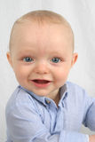 Sorridere sveglio del ragazzino Fotografia Stock Libera da Diritti