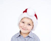 Sorridere sveglio del ragazzo Fotografie Stock