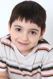 Sorrindo o menino Imagem de Stock Royalty Free