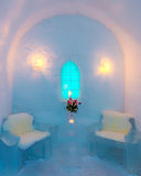 Sorrisniva Ice Hotel, Norway Stock Image