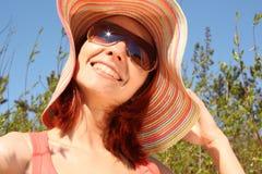 Sorriso Fotografia Stock Libera da Diritti