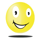Sorriso Immagine Stock Libera da Diritti