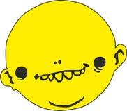 Sorriso Fotografia de Stock Royalty Free