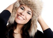 Sorriso bonito imagens de stock royalty free