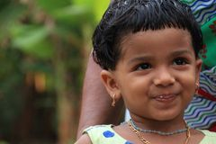 Sorriso bonito Imagem de Stock
