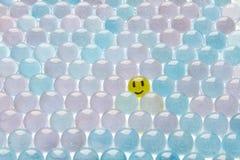 Sorriso claro Foto de Stock Royalty Free