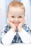 Sorriso da criança Imagens de Stock Royalty Free