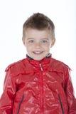 Sorriso da criança do retrato Imagem de Stock