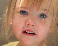 Sorriso da menina Fotografia de Stock Royalty Free