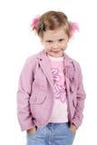 Sorriso del bambino Fotografia Stock Libera da Diritti