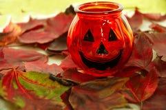 Sorriso di Halloween immagine stock libera da diritti