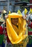 Sorriso di Kadaywan fotografia stock libera da diritti
