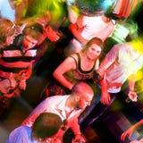 Sorriso do salão de baile Fotografia de Stock Royalty Free