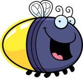 Sorriso do vaga-lume dos desenhos animados Imagem de Stock