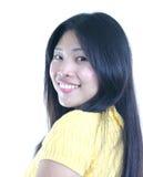Sorriso feliz Fotos de Stock