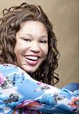 Sorriso grande Fotos de Stock Royalty Free