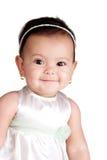 Sorriso inocente Fotos de Stock