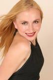 Sorriso modelo Fotos de Stock Royalty Free