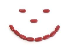 Sorriso para a saúde Imagem de Stock
