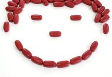 Sorriso para a saúde Fotografia de Stock