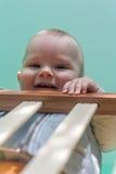 Sorriso pequeno da criança Imagens de Stock Royalty Free