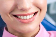 Sorriso saudável Fotos de Stock