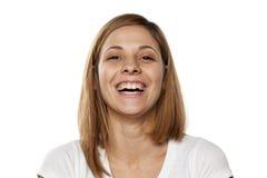 Sorriso sem composição fotos de stock