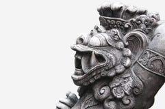Sorriso tailandês do gigante Fotos de Stock