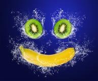 Sorriso tropicale Immagine Stock Libera da Diritti