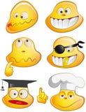 Sorrisos Imagem de Stock Royalty Free
