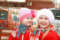 Sorrisos Foto de Stock