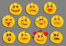 sorrisos Imagem de Stock