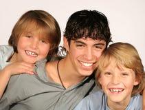 Sorrisos bonitos fotos de stock