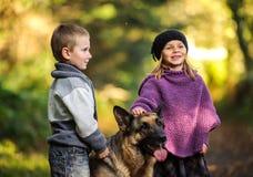 Sorrisos grandes Fotos de Stock Royalty Free