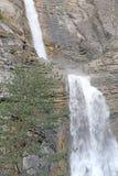 Sorrosal cascade Broto Huesca Pyrenees Huesca Spain Royalty Free Stock Photo