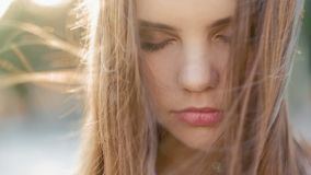 Sorrow regret disappointed teen girl thoughts