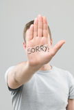 Sorry! Stock Images
