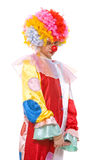 Sorry clown Royalty Free Stock Images