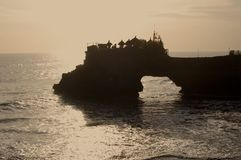 Sort Bali de Tanah Photo stock