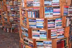 Sort de livres Photos libres de droits